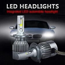 2x CREE H4 Hi/Lo 9003 HB2 26000LM LED Car Headlight Kit Double Beam Bulbs 6000K