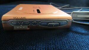 Sony MD Walkman - Portable MiniDisc player. MZ-E25