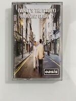 What's The StoryMorning Glory Oasis Cassette Tape 1995