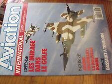 µµ Aviation Magazine International n°1013 Daguet  mirage / Vulcain Commuters