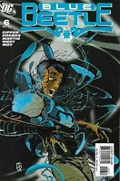 Blue Beetle Comic Issue 6 Modern Age First Print 2006 Giffen Rogers Martin West