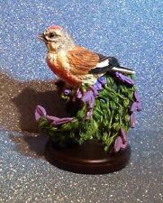 COUNTRY BIRD COLLECTION BY ANDY PEARCE - LINNET