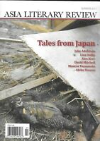 Asia Literary Review Magazine Tales from Japan David Mitchell Interview 2011