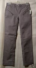 Girls Old Navy Straight Leg With Zipper Pockets Gray Size 12  $24 [
