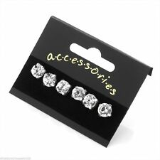Silver Plated Earrings & Studs for Men