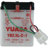 Yuasa YuMicron Battery YB2.5L-C-1 fits Honda NU50 Urban Express 1982-1983