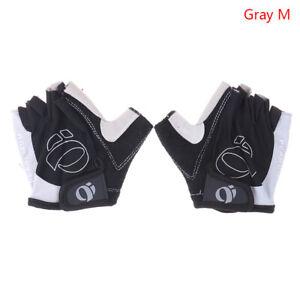 Sports Bike Bicycle Cycling Gloves Half Finger Gel Pad Road Racing Men Wo L^