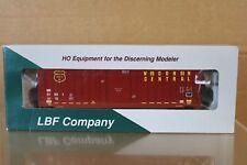 LBF COMPANY 1306 HO WISCONSIN CENTRAL WCL 50' HIGH CUBE BOXCAR WAGON 51531 nn