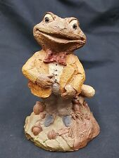 "Tom Clark Gnome ""Toad"" The Wind In The Willows Edition 44 Signed 1983"