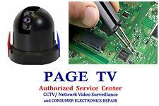 Pelco Spectra IV DD4CBW18 PTZ camera Repair evaluation only $2.00 Spectra 4