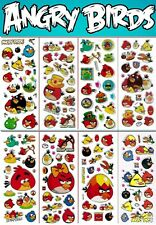 3D puffy Stickers ANGRY BIRDS Rovio Entertainment pigs Finland