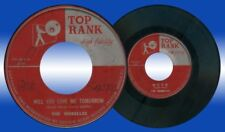 Philippines THE SHIRELLES Will You Love Me Tomorrow 45 rpm Record