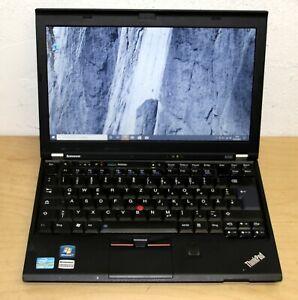 """Lenovo ThinkPad X220 12,5"""" Intel i7-2620M 2,70GHz 500GB HDD 6GB RAM"""