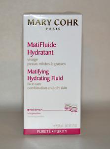 Mary Cohr MatiFluide Hydratant - Matifying Hydrating Fluid 50ml - BNIB, FREE S&H