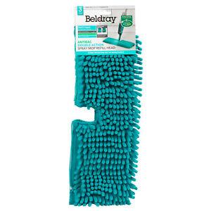 Beldray® LA080196UFEU7 Anti Bac Double Sided Spray Mop Head Refill