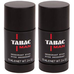 Tabac Man Déodorant Bâton 2 x 75 ML Pour Homme