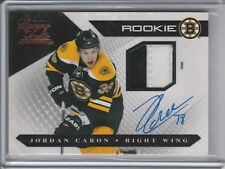 JORDAN CARON 2C PATCH RC AUTOGRAPH 2C 10-11 LUXURY SUITE 299 AUTO