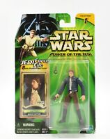 Star Wars Power of The Jedi - Han Solo (Bespin Capture) Action Figure