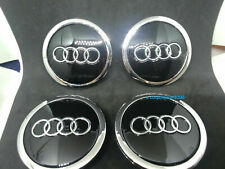 4 TAPPI COPRIMOZZO PER AUDI a1 a2 a3 a4 a5 a6 a8 s line tt rs Q 2 3 4 5 6  69 MM