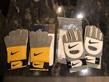 Nike Goalkeeper Gloves. Throwback Set! BNIB Super Rare! Great Look!