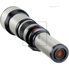 Samyang Zoom 650-1300mm MC IF F8-16 T Mount Universale anche Full Frame FX
