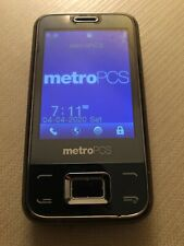Huawei M750 Metro PCS Call Text Email Touchscreen Cell Phone