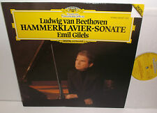 410 527-1 Beethoven Piano Sonata No.29 Emil Gilels