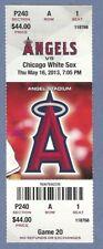 Albert Pujols HR 482 full season ticket 5-16-2013 Cardinals Angels