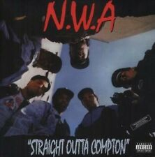 NWA Straight Outta Compton LP Vinyl 33rpm 25th Anniversary