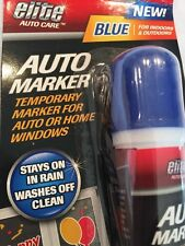 Auto Marker Blue Color For indoors & outdoors New! Auto or Home!