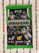 2016 Panini Rookies Stars Pack (Jared Goff Rookie RC Autograph Signature 1/1)?