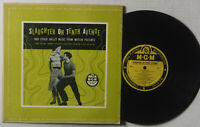 SLAUGHTER ON 10TH AVE. – STUDIO CAST - 10 INCH 33 RPM VINYL LP RECORD ALBUM