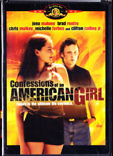 Confessions of An American Girl Jena Malone, Brad Renfro (DVD, 2005) New