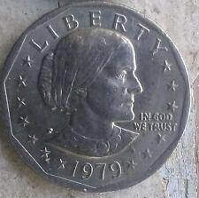 susan b anthony dollar 1979 Error rpm