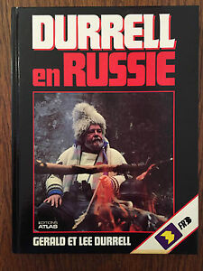 Dureell en Russie - Gerald et Lee Durrell - Atlas