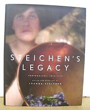 Steichen's Legacy Photographs 1895-1973 by Joanna Steichen 2000 HB/DJ First Ed.