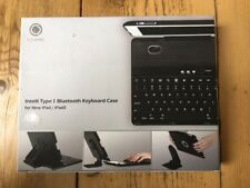 GGMM Intelli Type I Case for iPad 4/New iPad/iPad 2 - Black