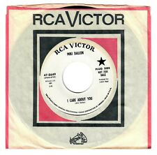 Miki Dallon 1965 RCA 45rpm I Care About You b/w I'll Give You Love Freakbeat