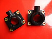 Yamaha RD350 YPVS Inlet Rubbers / Manifolds Intake Set Carb RZ Made In Japan