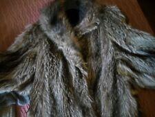 Pelliccia castoro vintage