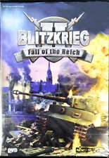 ** Blitzkrieg 2 : Fall of The Reich ** PC DVD GAME ** Brand new Sealed **