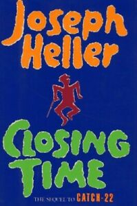 Closing Time: A Novel by Heller, Joseph Hardback Book The Cheap Fast Free Post