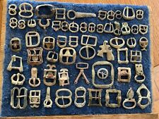 Large Lot Of Mostly Medieval Buckles.See All Photos.