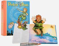 Disney Peter Pan Pop Up Book First Edition By Robert Sabuda