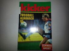 kicker FUSBALL ALMANACH 95 - COPRESS SPORT