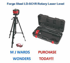 Forge Steel LD-SC1R Rotary Laser Level