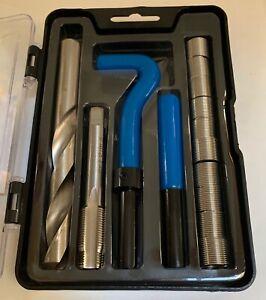M10 M12 M14 x 1.25 Spark Plug Thread Repair Kit Wire Inserts Sets Helicoils HSS