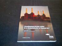L'investissement étranger : moteur de la réindustrialisation du Royaume-Uni ?