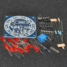 Wheel Of Fortune NE555 CD4017 Kit Electronic DIY Trousse  Lucky Rotary Suite 6v