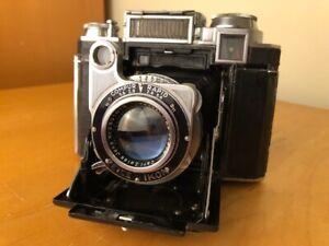 ZEISS IKON SUPER IKONTA 533/16 Rangefinder Camera. With Tessar 80mm f2.8 Lens